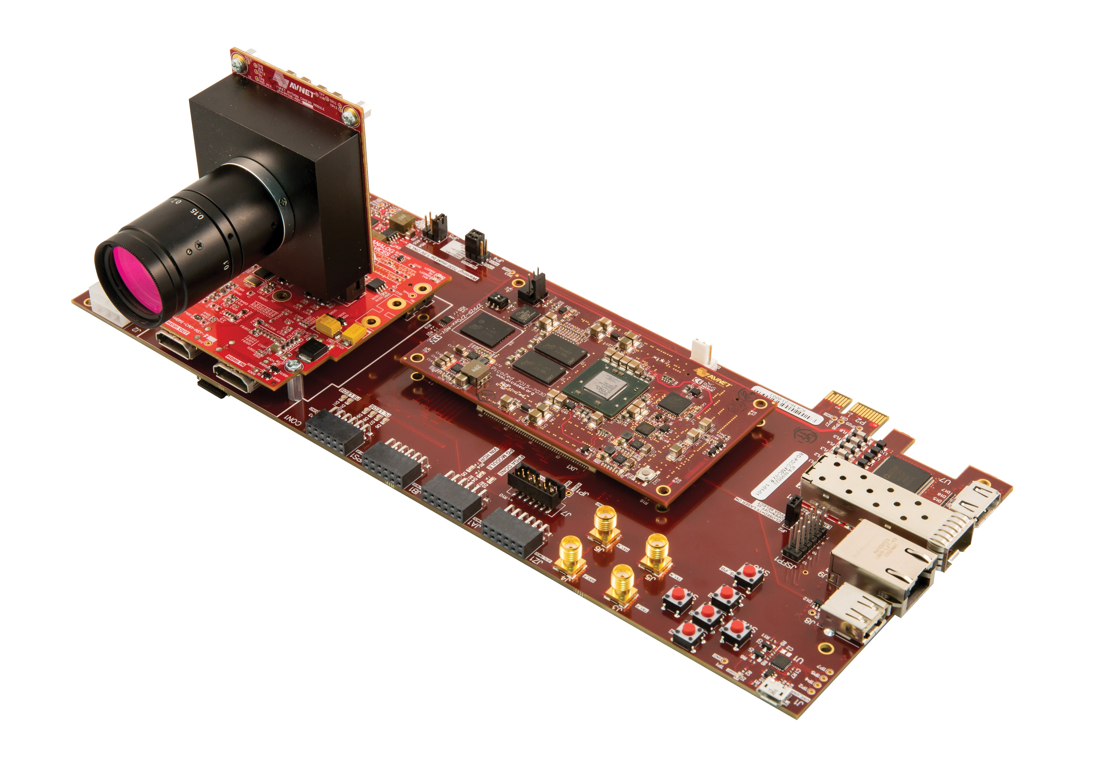 PicoZed Embedded Vision Kit