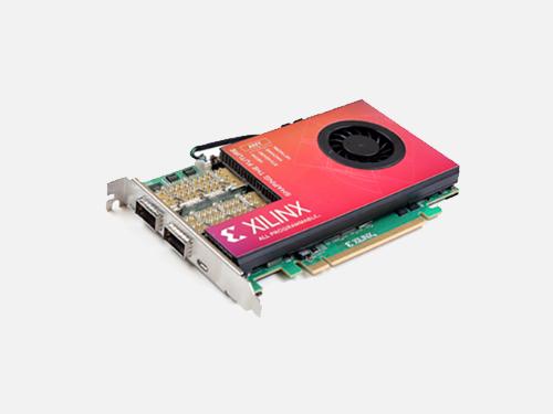 Xilinx Kintex UltraScale FPGA KCU1500 Acceleration